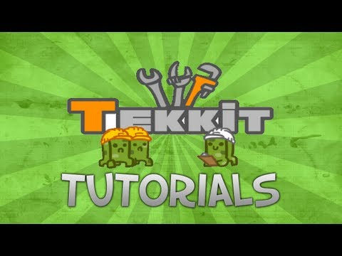 Tekkit Tutorials : How To Change The Size Of A Quarry