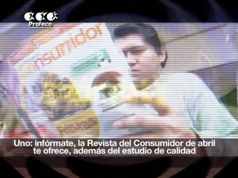 Estudio de Calidad: Impermeabilizantes [Revista del Consumidor TV 20.1]
