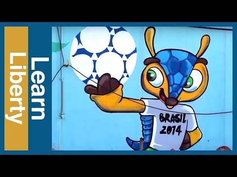 The Costs of Brazil vs Germany: Protest and Poverty at Brazil's World Cup | Learn Liberty