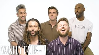 The Cast of Queer Eye Teaches You Their Hometown Slang | Vanity Fair