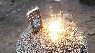 IPHONE 2G OVER 5000 SPARKLERS ! Will it Survive ?