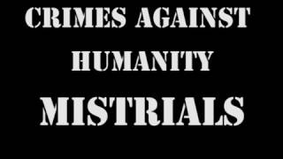 Crimes Against Humanity Mistrial