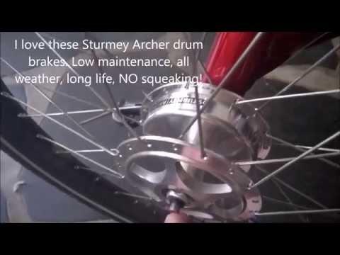 Recumbent Trike Walk Around -