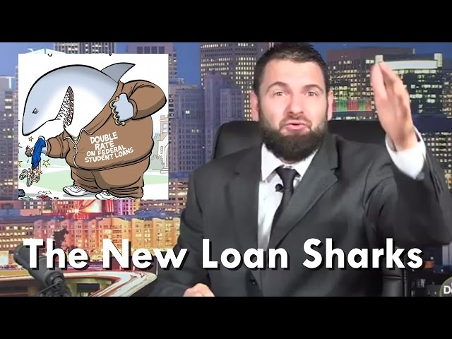 Student Loan crisis and how Islam protects you from loan sharks