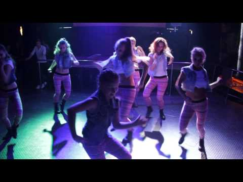 """FRAULES Dance Centre - Dancehall show by Fraules on RDX """"Kotch"""" and Steppa riddim"""
