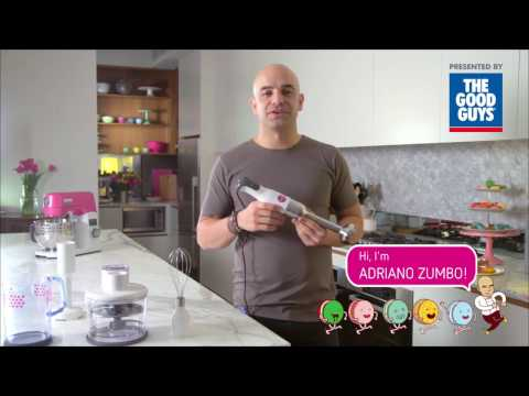 Sunbeam Zumbo Limited Edition StickMaster® Available At The Good Guys