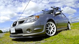 Hawkeye Subaru Impreza WRX Review | Subtle but Deadly