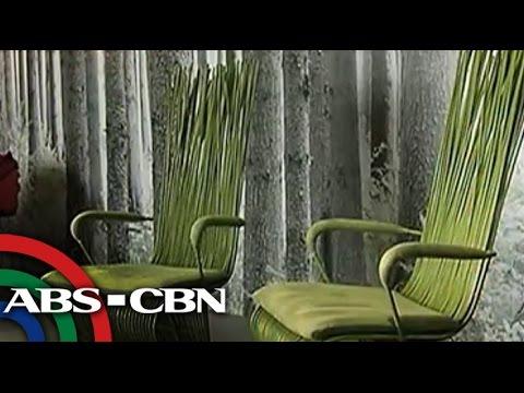 Bandila: Cobonpue designs APEC tokens, chairs