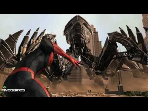 The Amazing Spider-Man - Rhino Trailer [HD]