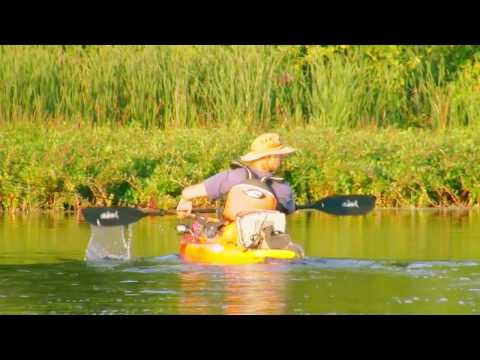 Kayak Fishing with the Riviera and the Daytripper models.