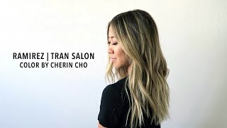 ASIAN BLONDE @ RAMIREZ | TRAN by CHERIN CHOI  | Gloria Sky