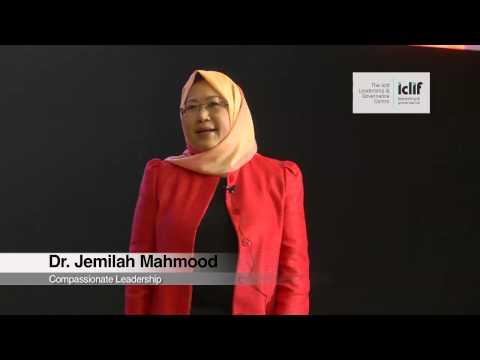 Dr.Jemilah passionate Leadership