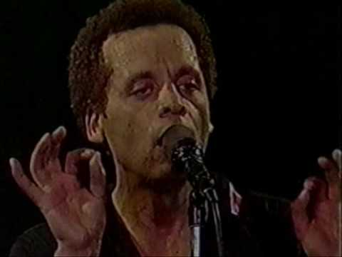 GHOST WRITER - GARLAND JEFFREYS LIVE IN 1981 ♫♫♫♫♫♫♫♫