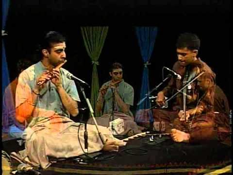 Episode 339 - Datta Sadashiva (Part 2) Carnatic - Flute