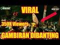 Rogo Samboyo Putro live Sawunggaling Nganjuk (TAWURAN GAMBIRAN DIBANTING PENONTON)
