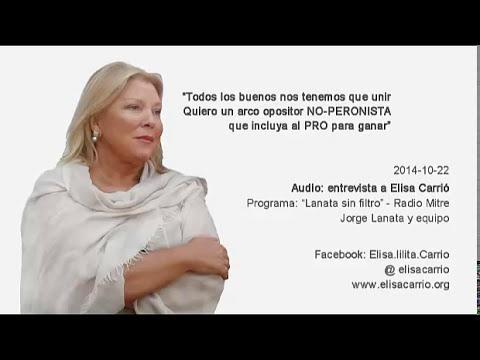 2014-10-22 entrevista en Lanata sin filtro - Jorge Lanata