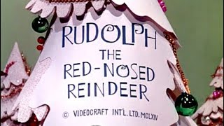 What's Wrong with the CBS Edit of Rudolph The Red Nosed Reindeer