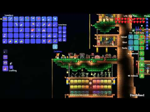Terraria 1.2 - Episode 31: Flamethrower of Pain
