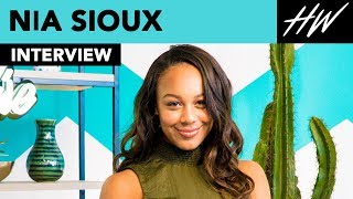 """Nia Sioux Spills """"Dance Moms"""" & """"The Bold And The Beautiful"""" Stories! 