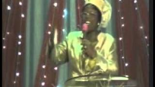 REV MARY TITI BAMIDELE PREACH POWER FOR DECISION @VICTORY LIFE WORLD CONVENTION 2013