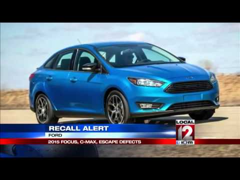 Ford recalls 432K cars because of software problem