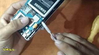 Troca de Campainha/alto falante Samsung Galaxy Gran Prime Duos (SM-G530) #UTICell