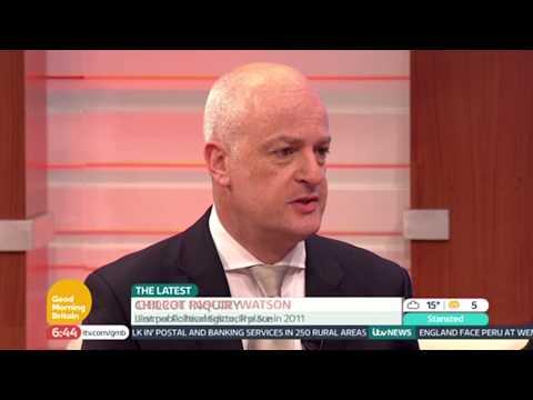 Chilcot Inquiry | Good Morning Britain