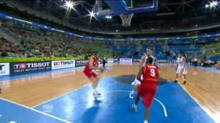 Highlights Latvia-Belgium EuroBasket 2013