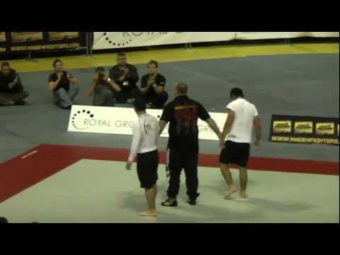 marcelo garcia vs kron gracie 2nd part Image 1