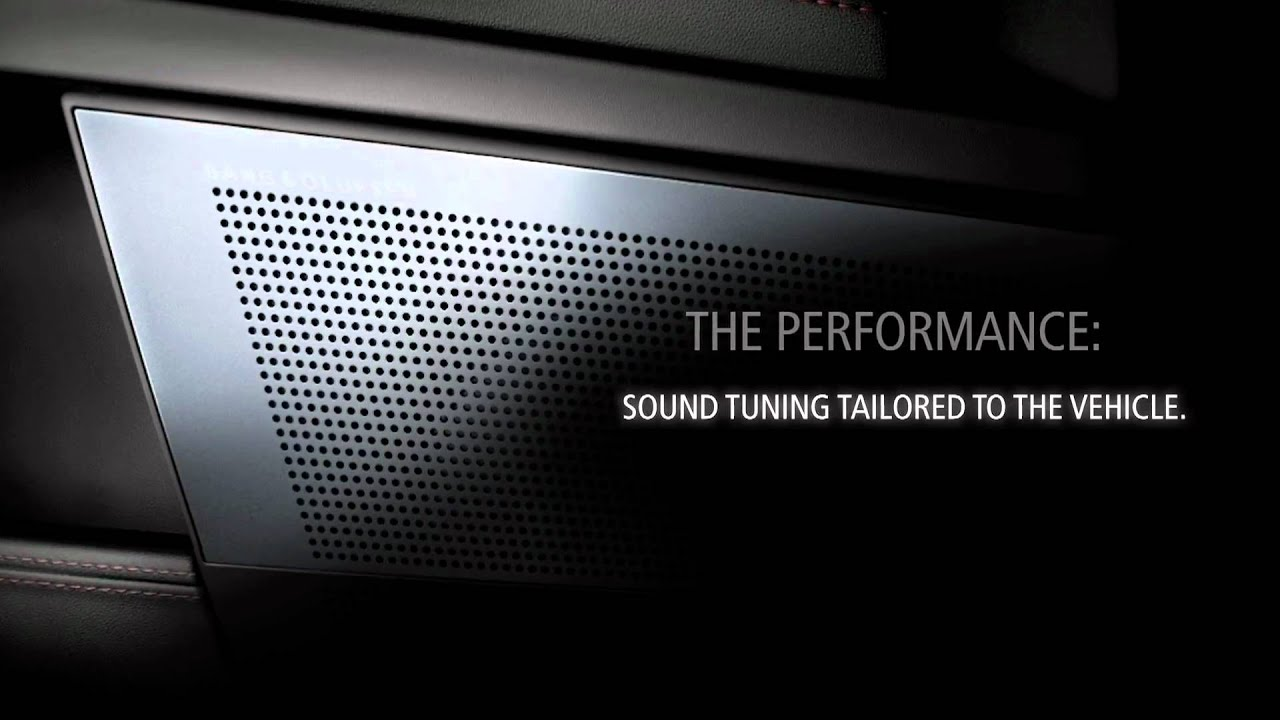 Bang Amp Olufsen And Amg Mercedes Benz Youtube