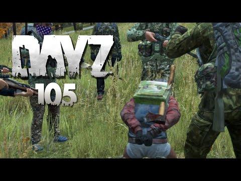 DAYZ #105 - Hinrichtung oder Gefängnis? [HD+]   Let's Play DayZ