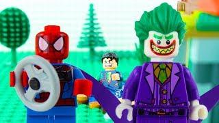 LEGO Superheroes STOP MOTION LEGO Hulk, Joker, Incredibles & More | LEGO Compilation | Billy Bricks