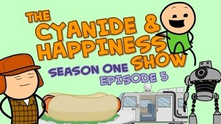 Dirty Dealings - S1E5 - Cyanide & Happiness Show - INTERNATIONAL RELEASE
