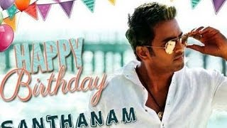 Santhanam Turns 36 Today