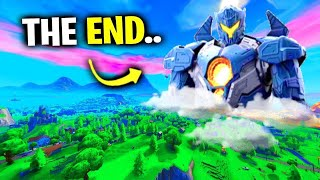 Season 9 Ending REVEALED.. (Fortnite)