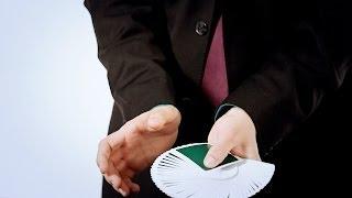 How to Do the Thumb Fan | Magic Card Flourishes