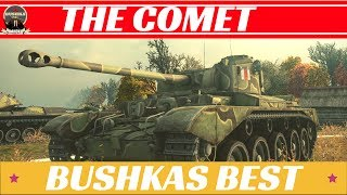 The Comet My Favourite Tier 7 Medium World of Tanks Blitz