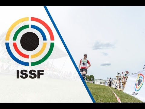 ISSF Target Sprint Competition highlights - 2015 ISSF Rifle and Pistol World Cup in Munich (GER)