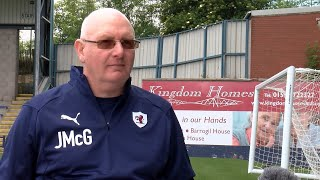 John McGlynn Preseason Interview