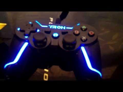 Tron PS3 Controller