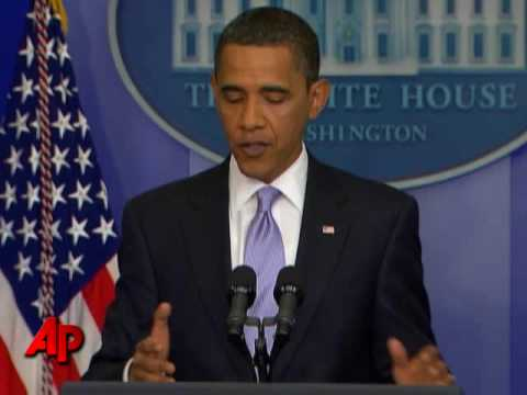 Iran, Health Care Dominate Obama News Conference