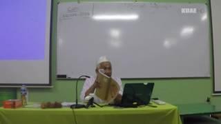 KUAE   Pengajian Balaghah   Siri 21