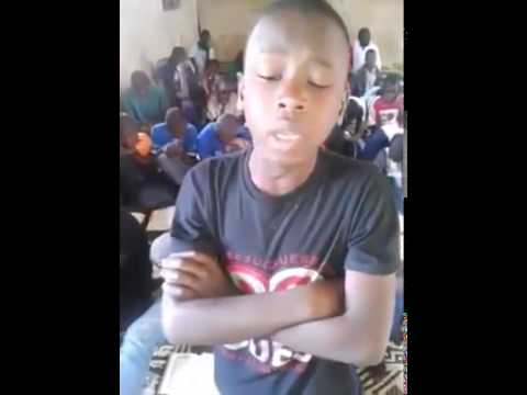 Beautiful Quran Recitation By A African Boy video