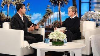 Ellen Gets a Montecito Update from County Supervisor Das Williams
