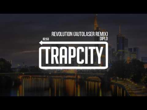 Diplo - Revolution (autolaser Remix) video