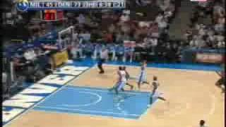 10 Block by Marcus Camby