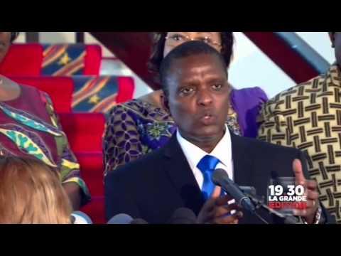 Rencontre Joseph Kabila, Azarias Ruberwa, Clement Nkanku