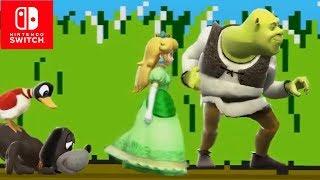 Super Smash Bros. Ultimate Shrek Reveal