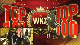 FIFA 18: PACKLUCK in MEINEN TOP 100 FUT CHAMPIONS REWARDS ?💎😍 Weekend League Pack Opening 🤑