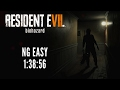 Resident Evil 7 NG Easy Any In 1 38 56 Personal Best mp3
